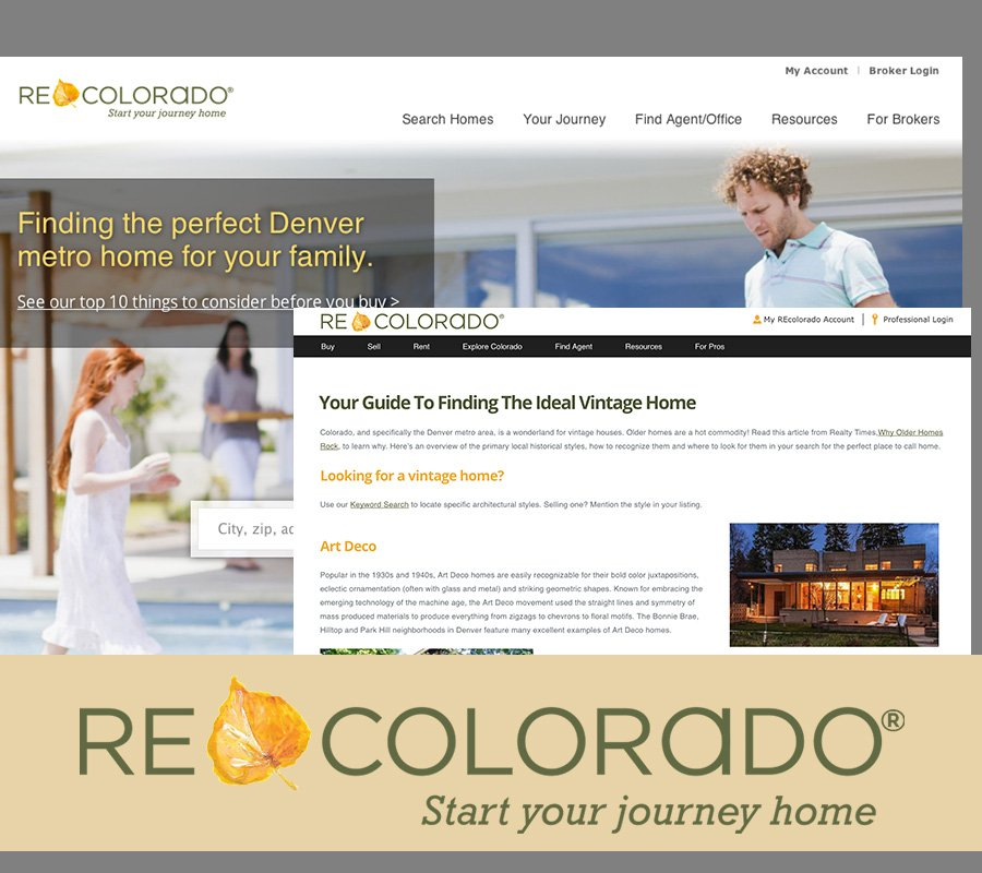 examples of design work for recolorado